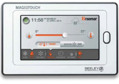 Smart Digital Display, WiFi & Wireless Thermostats & Controllers