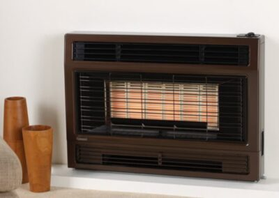 Vulcan Console & Inbuilt Space Heaters