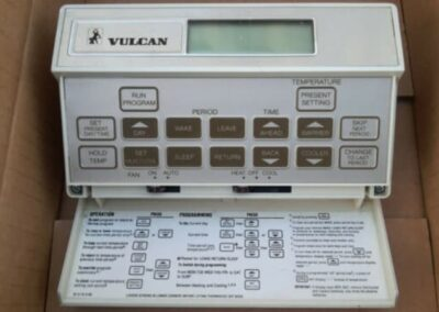 Vulcan Thermostats & Wall Controllers